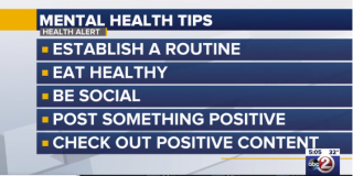 Mental Health Tips